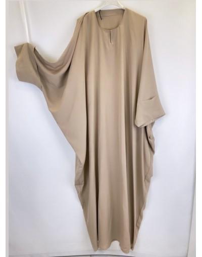 copy of Abaya ample clip aux poignet