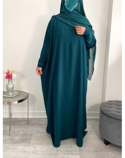copy of Abaya ample à clips